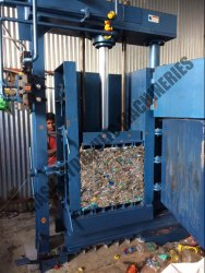 Twin Rotatable Box Baling Machine