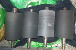 Rubber Shaft Rollers