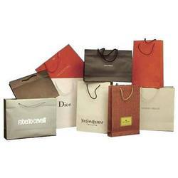 Multicolor Plain & Printed Shopping Bags