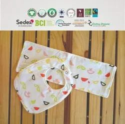 Bamboo Organic Burp Cloths