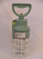 Flameproof Hand Lamp