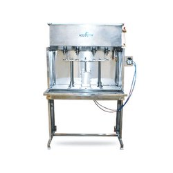 4 Head Pet Bottle Juice Filling Machine