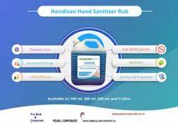 Hand Sanitizer Rub