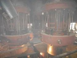 Ferro Alloys Electric Submerged ARC Furnace, Material Loading Capacity (T): 100 Tph