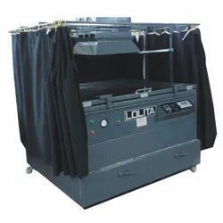 Rotary Screen Exposing Machine