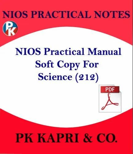 Nios Practical Manual Science And Technology 212 Lab Notes In Pdf
