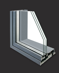 Aluminum Curtain Wall A 210P PS