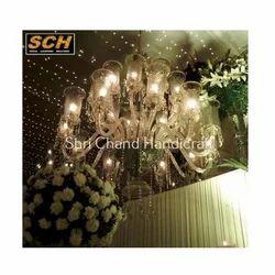 Traditional Event Chandelier Modular Light