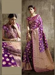 Weaving Silk Designer Sarees Collection