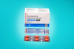 Azithromycin Dihydrate 250 mg Tablet