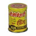 Bankey Bihari Brownish Black Hing Powder, Packaging: 20 Gm