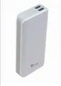Syska Shell 100-White-Grey Power Bank