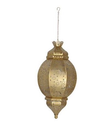 Colorful Antique Indian Hanging Moroccan Style Ceiling Lamp