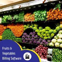 Fruits & Vegetables Store Billing Software