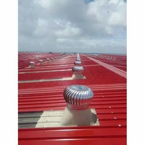 Automatic Roof Air Ventilator
