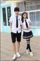 White School Dress