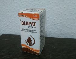 Olopatadine Hydrochloride Ophthalmic Solution