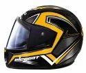 JMD Elegant Premium Decor D1 Full Face Helmet