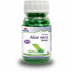 Aloe Vera Extract Capsules