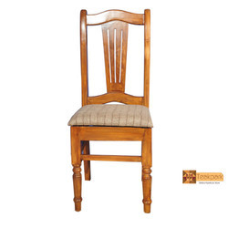 Tigris Solid Teak Wood Dining Chair