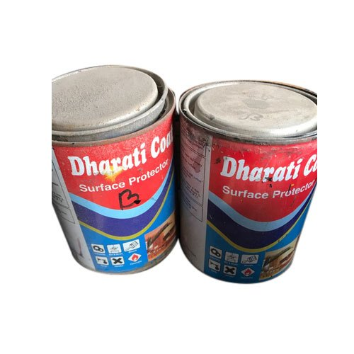 Dharati Coat High Gloss Heat Resistant Aluminium Paints, Packaging Size: 500ml,1ltr,4ltr, Packaging Type: Tin
