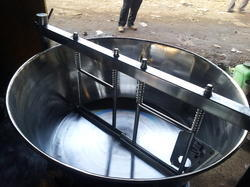 Mawa Making Machine (Gas Fire)