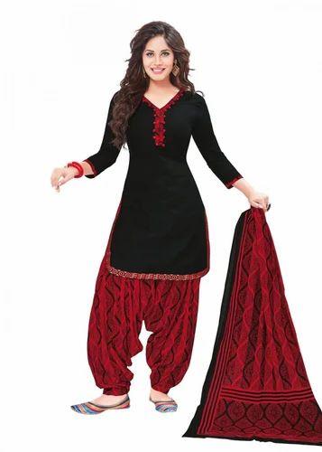 4a1ba690a4 Plane Patiala Suit at Rs 2500 /piece   Designer Suits For Women ...