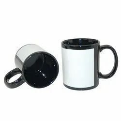 Ceramic Sublimation Patch Mug
