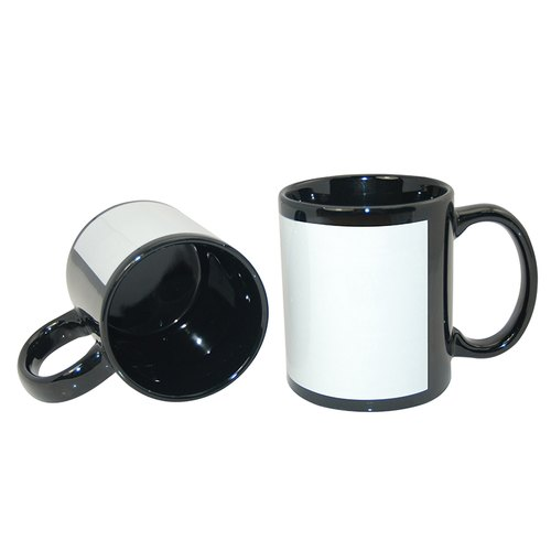 Ceramic Sublimation Patch Mug