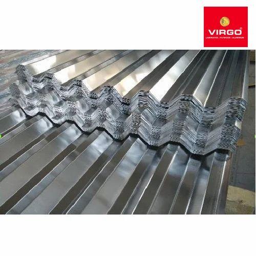 Virgo Industrial Aluminium Roofing Sheets Aluminum Corrugated Sheets Aluminum Roofing Aluminium Roofing Sheet Aluminium Roofing Aluminium Corrugated Sheets Virgo Laminates Limited Delhi Id 20381968688