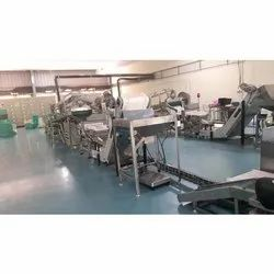Cashew Inspection & Packing Line