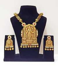 Temple Jewellery Gold 916 Hallmark