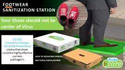 Footwear Sanitization Station