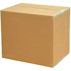 Heavy Duty Shipping Single  Printed Cardboard Box