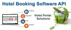Hotel Booking Software with API