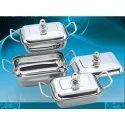 Galaxy Stainless Steel Buffet Set