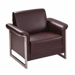 Single Seat Sofa with SS Legs