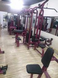 4 Station Multi Gym