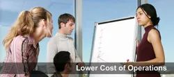 Lower Cost Of Operations Service