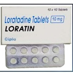 Loratin Tablet