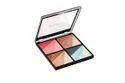Shimmer Swiss Beauty Eyeshadow Blusher Highlighter Bronzer Sb-605, Type Of Packaging: Box, 4