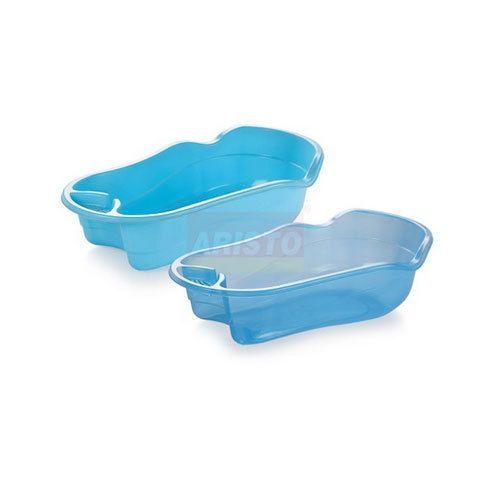 Plastic Blue Baby Bath Tub, Rs 480 /piece, KKR Industries | ID ...