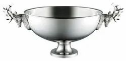 Stainless Steel Champagne Punch Bowl