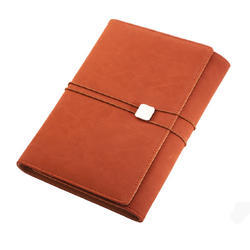 Tan String Notebook