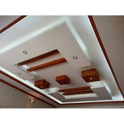 Gypsum White Pop False Ceiling Rs 55 Square Feet Kashish Interior