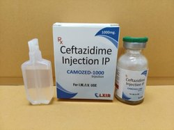 CEFTAZIDIME INJECTION IP 1000MG