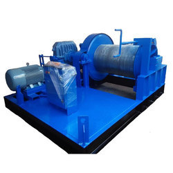 Heavy Construction Erection Winch Machine