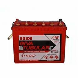 Exide Inva Tubular Battery, For Inverter, Capacity: 150Ah