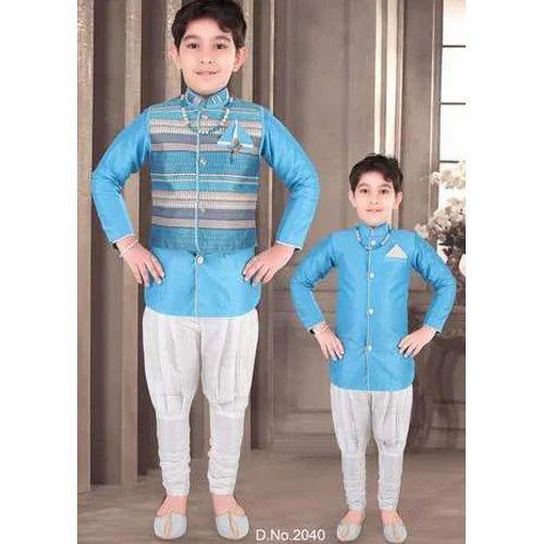 d3b5ffcb Boys Fancy Indo Western Set at Rs 895 /set   Kids Indo Western Wear ...