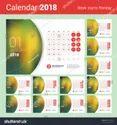 Advertising Calendar